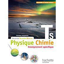 physiques chimie terminale s