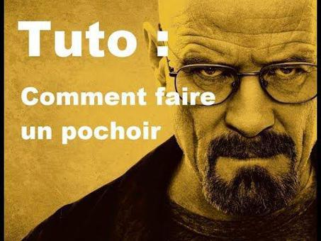 pochoir visage comment faire