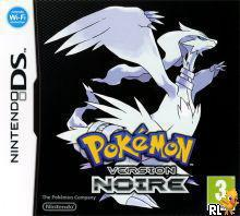 pokemon version noir ds