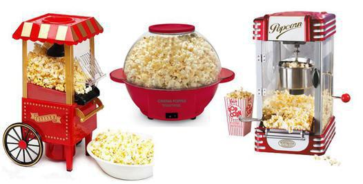 pop corn sucré machine