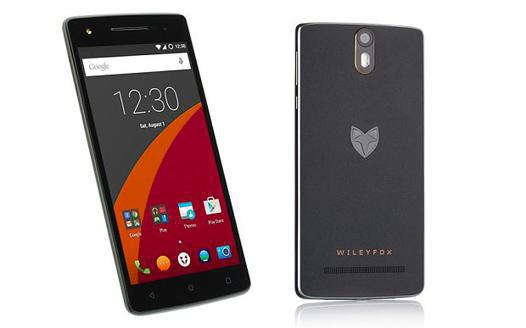 portable wileyfox