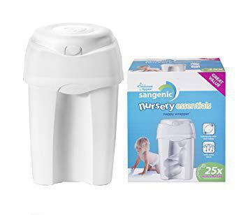 poubelle tommee tippee