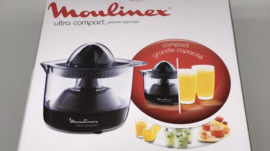 presse agrume moulinex ultra compact