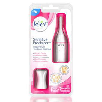 rasoir veet sensitive precision