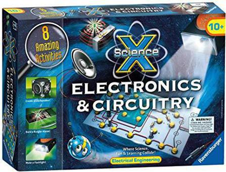 ravensburger electro fabric