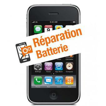 reparation iphone 3gs