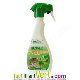 repulsif naturel pour chat interieur