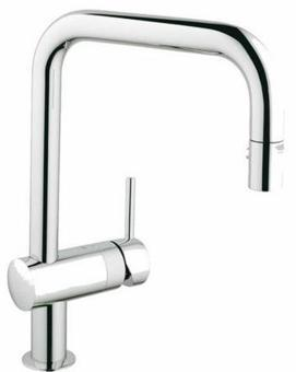 robinet grohe evier