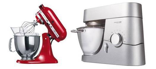 robot kenwood kitchenaid