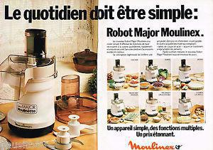 robot major moulinex