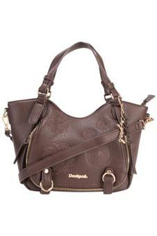 sac a main desigual marron