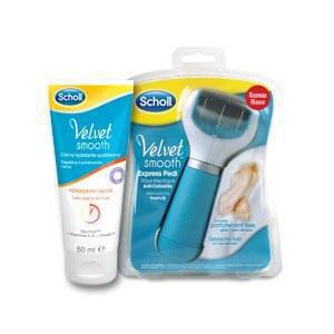 scholl ponceuse pied