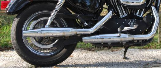 silencieux sportster