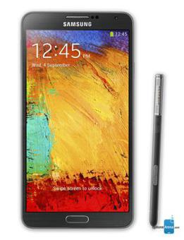 smartphone galaxy note 3