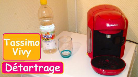 solution détartrage tassimo