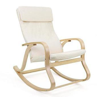 songmics rocking chair