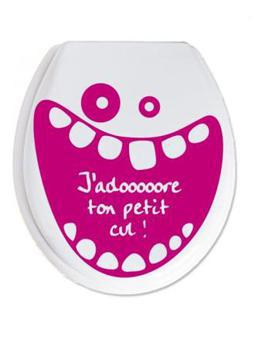 stickers lunette wc