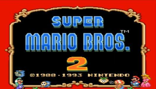 super mario bros 2 solution