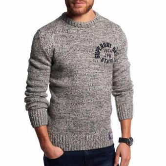 superdry pull homme