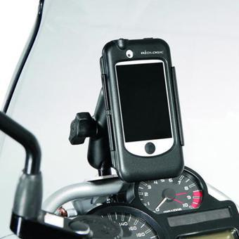 support iphone moto étanche