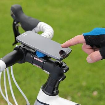 support vélo smartphone universel
