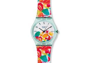 swatch montre enfant