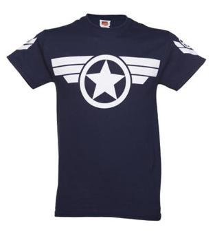 t shirt captain