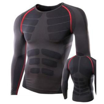 t shirt de compression homme