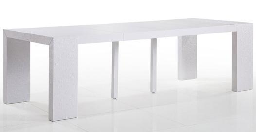 table console extensible 12 personnes