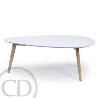 table scandinave blanche