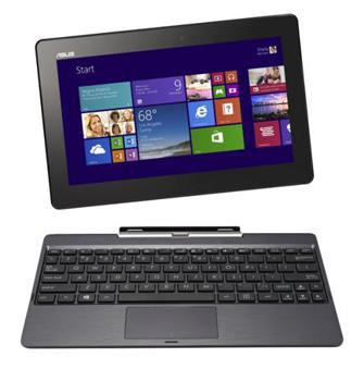 tablette asus transformer book t100