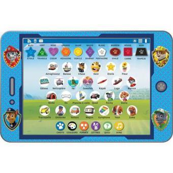 tablette educative pat patrouille