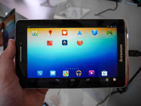 tablette lenovo android