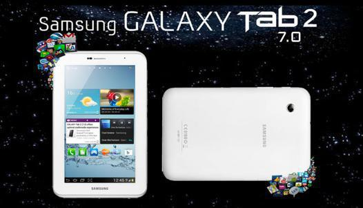 tablette tactile samsung galaxy tab 2