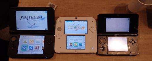 taille nintendo 2ds