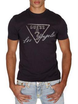 tee shirt guess homme