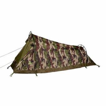 tente camouflage militaire