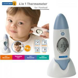 thermometre frontal ou auriculaire