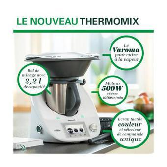 thermomix capacité bol