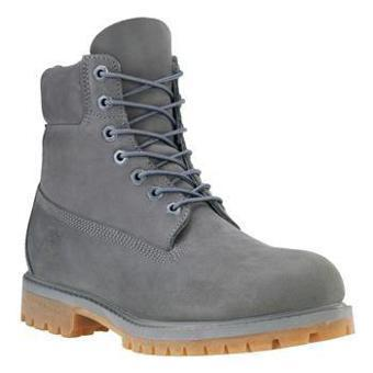 timberland gris homme