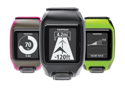 tomtom multi sport hrm montre cardio gps