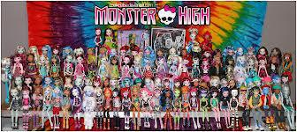 tout les monster high