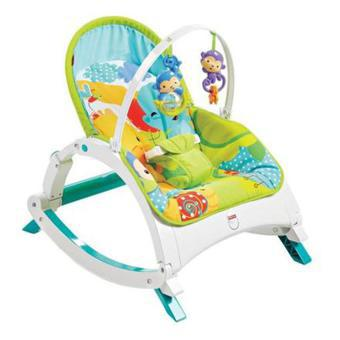 transat fisher price evolutif