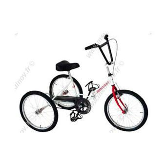 tricycle adulte tout terrain
