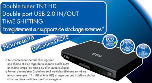 tv double tuner tnt