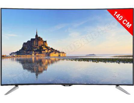 tv incurvé panasonic
