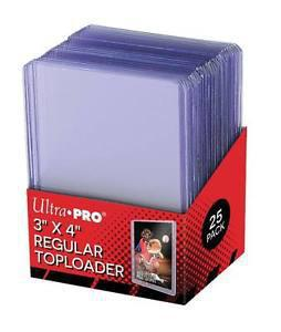 ultra pro hard sleeves