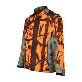 veste de chasse percussion softshell