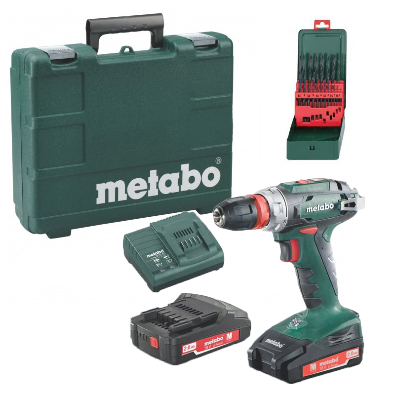 visseuse metabo bs 18