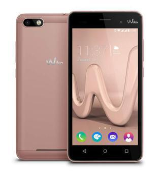 wiko lenny 3 rose or